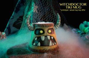 TikiMug The Witch Doctor - Screen Novelties - Kick Starter The Witch Doctor – Screen Novelties – Kick Starter TikiMug 300x198