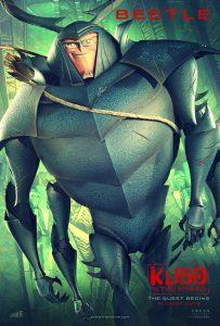 KUBO3_Beetle New Kubo Trailer and Posters New Kubo Trailer and Posters KUBO3 Beetle 203x300