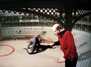 Ray Harryhausen Gwangi Elephant ray harryhausen Ray Harryhausen: The Legendary Life of an Animation Master AL