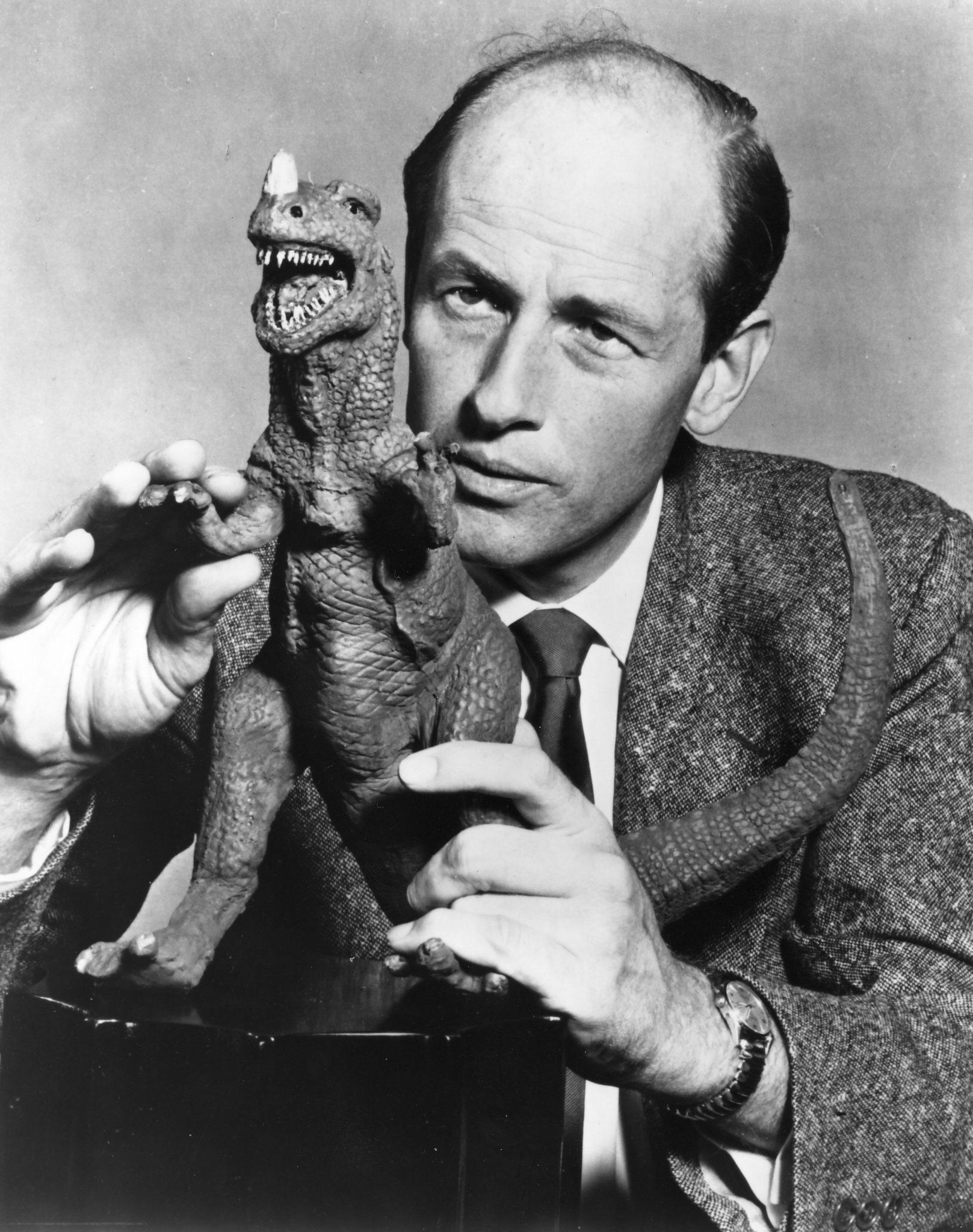 Ray Harryhausen Beast Puppet stop motion animation Stop Motion Animation AL
