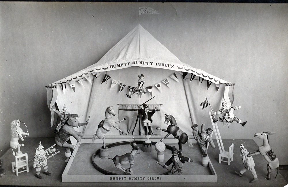 Humpty Dumpty Circus stop motion The History of Stop Motion – In A Nutshell Humpy Dumpty Circus