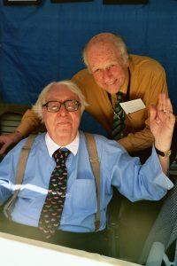 Ray Bradbury Ray Harryhausen ray harryhausen Ray Harryhausen: The Legendary Life of an Animation Master Ray B