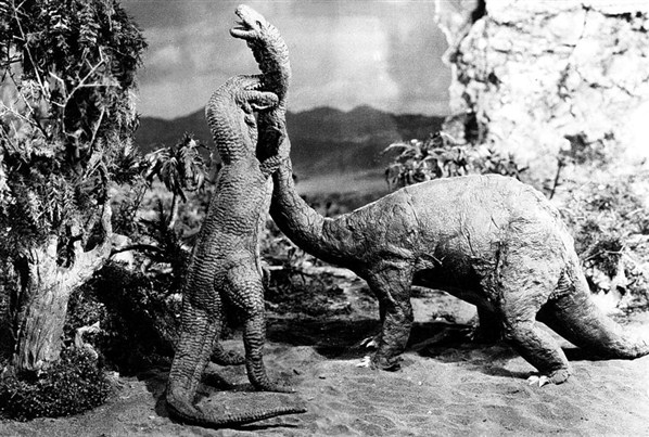 The Lost World stop motion The History of Stop Motion – In A Nutshell The Lost World