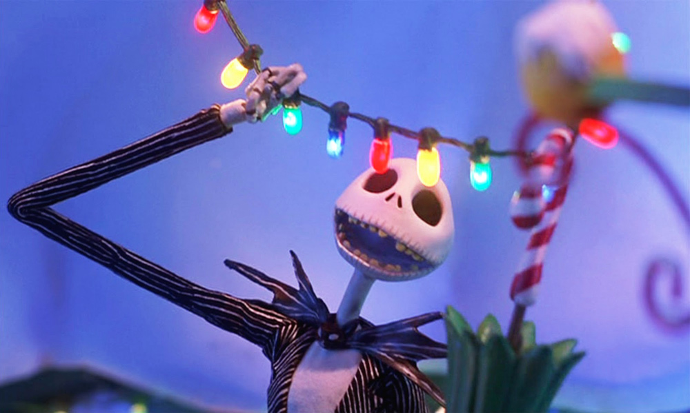 The Nightmare Before Christmas stop motion The History of Stop Motion – In A Nutshell nightmare before christmas lights