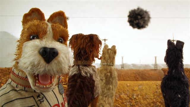 Isle of Dogs – Review Dog Laugh