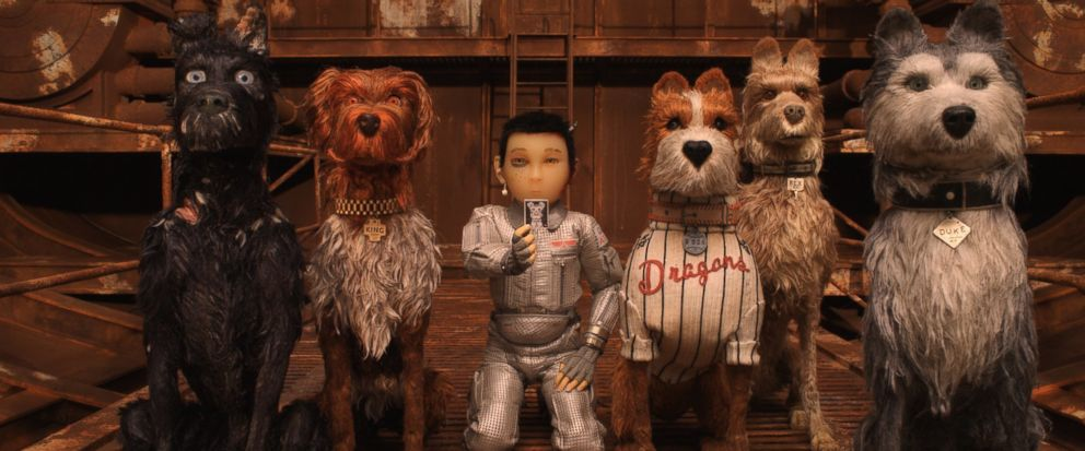 Isle of Dogs & Early Man Submitted for Oscar Nomination Isle of Dogs 2