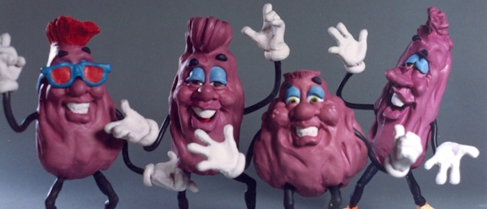 Remembering Will Vinton – Legend of Claymation california raisins