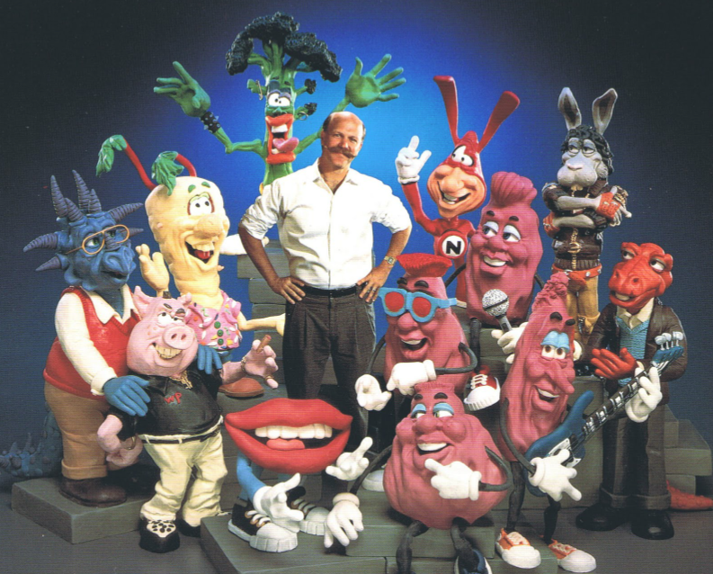 Remembering Will Vinton – Legend of Claymation will vinton Claymation