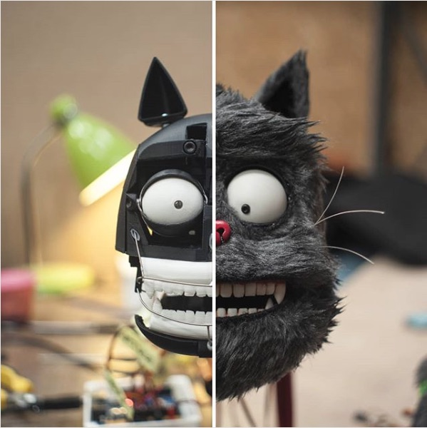 Billy Whiskers – The Animatronic/Stopmotion Hybrid BillyWhiskers002