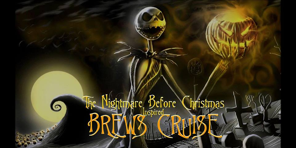 Nightmare Before Christmas Brew Cruise – SOLD OUT Nightmare Berfore Christmas Cruise