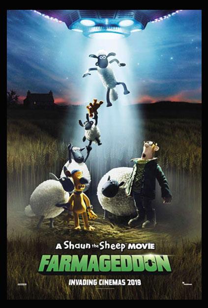 A Shaun The Sheep Movie: Farmageddon – Trailer shaun sheep farmaggedon