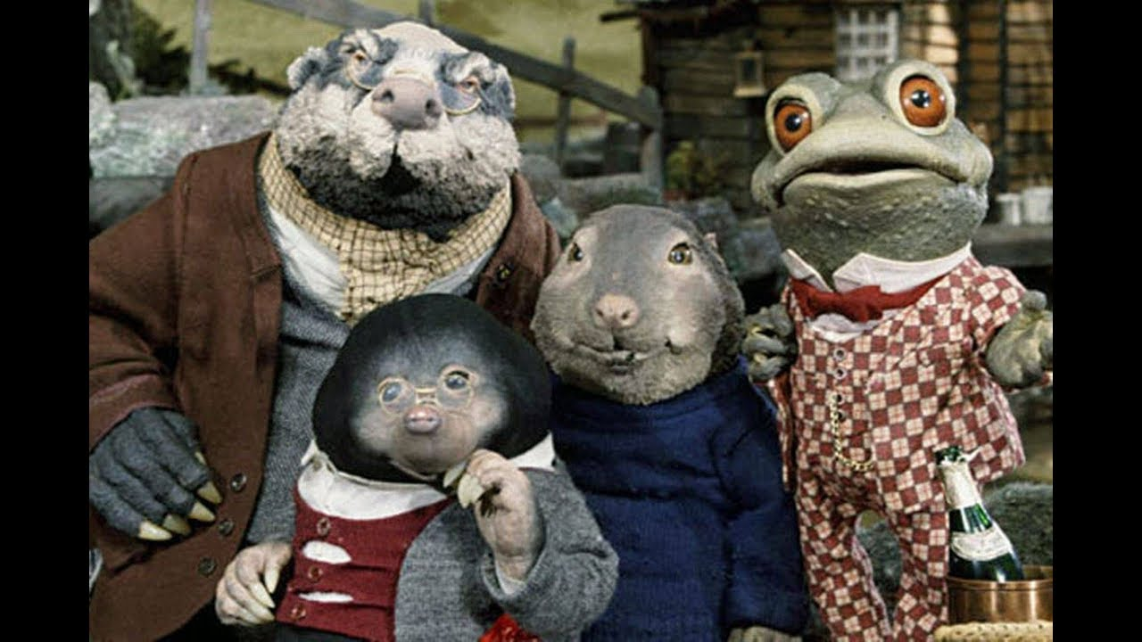 Lost 'Wind In The Willows' Puppets Discovered WindInTheWillowsDonated2