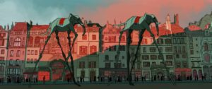 Buñuel in the Labyrinth of the Turtles  Manchester Animation Festival announces  2019 programme! Bunuel 300x126