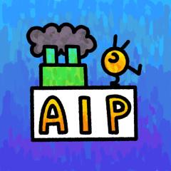 Animation Industry Podcast Logo Animation Industry Podcast -by Terry Ibele animation podcast logo 1 1