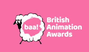 BAA logo  2020 Winners of the  British Animation Awards BAAlogo 300x176