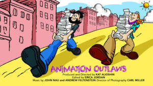 Animation Outlaws Animation Outlaws Documentary! animation outlaws1 300x169