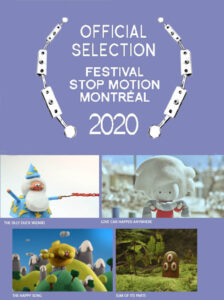 Official Selection Festival Stop Motion Montréal selectionFSMMontreall 224x300