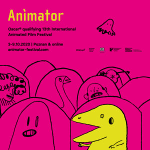 Animator - International Animated Film Festival ANIMARKT promotes: 6 cities, 6 inspiring events! ANIMATOR 2020 850x850 300x300
