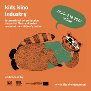 Kids Kino Industry ANIMARKT promotes: 6 cities, 6 inspiring events! Kids Kino Industry banner 850x850 1 300x300