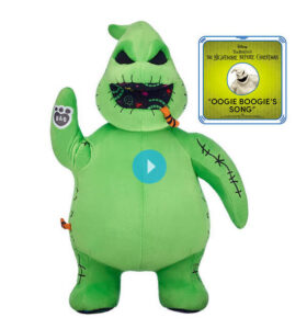 Build-A-Bear Oogie Boogie Limited Edition! Oogie 280x300