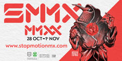 SMMX1  The 7th Festival Stop Motion MX, starting tomorrow! SMMX1