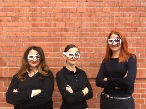 The Momakin Team  ANIMARKT 2020 winners!, press release Agnieszka Kasia Paulina MOMAKIN team 300x225