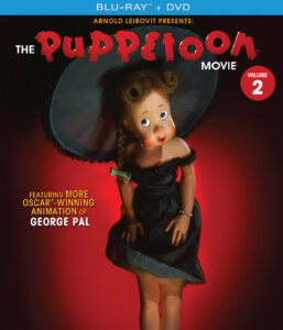 The Puppetoon Movie, Vol.2, at last, available preorder! Puppetoon Movie Volume 2 cover front FINAL 257x300