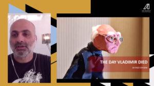 The Day Valdmir Died  ANIMARKT 2020 winners!, press release The Day Vladimir Died 300x169